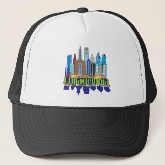 Philly New Icon Trucker Hat