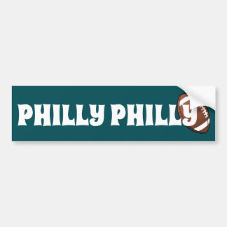 PHILLY PHILLY BUMPER STICKER