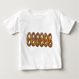 Philly Soft Pretzel w Mustard Baby T-Shirt