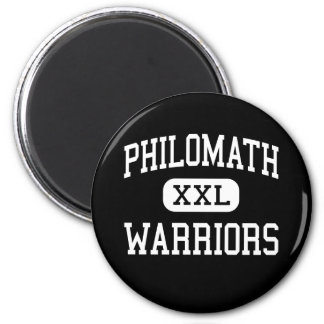 Philomath - Warriors - High - Philomath Oregon Magnet