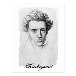 Philosophe Soren Kierkegaard Cartes Postales