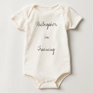 Philosopher-in-Training Baby Bodysuit