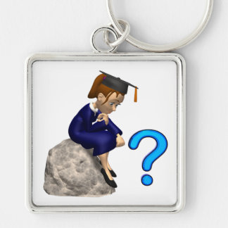 Philosophy 2 keychain