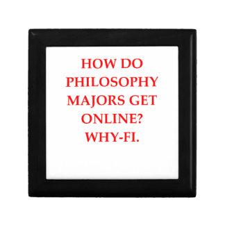 PHILOSOPHY GIFT BOX