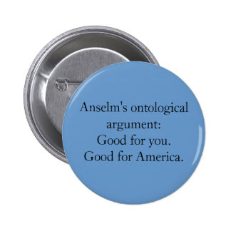 Philosophy Meets Election '08 2 Inch Round Button