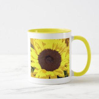 Philosophy of a Sunflower Mug