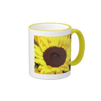 Philosophy of a Sunflower Mugs