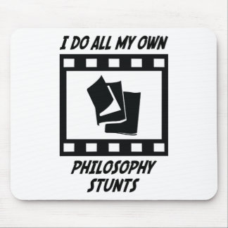Philosophy Stunts Mouse Mats