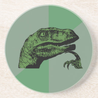 Philosoraptor Coasters
