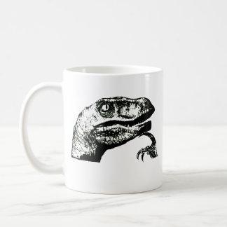 Philosoraptor - Good Morning? Coffee Mug