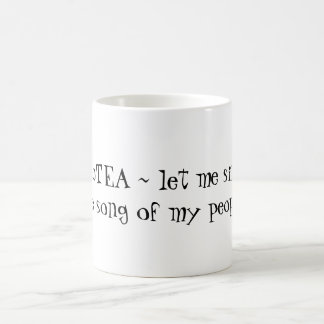 PhilosoTEA Humorous Mug