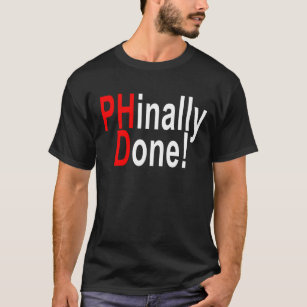 phd gifts on zazzle ca