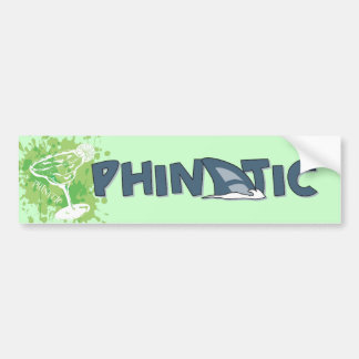 Phinatic Sticker Bumper Sticker