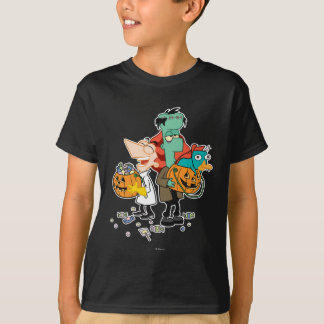 Phineas and Ferb Halloween Shirt