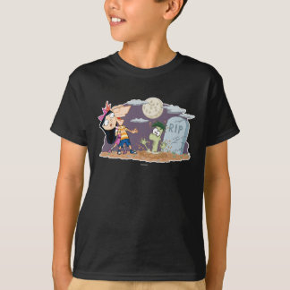 Phineas and Ferb in Graveyard Tees