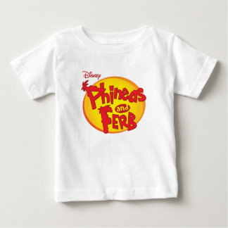 Phineas and Ferb Logo Disney Baby T-Shirt