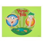 Phineas and Ferb Poster