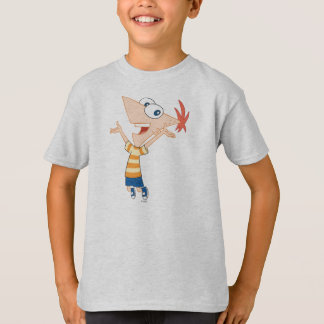 Phineas Jumping T-Shirt