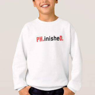 Phinished Shirt   Ph.d Graduation Gift