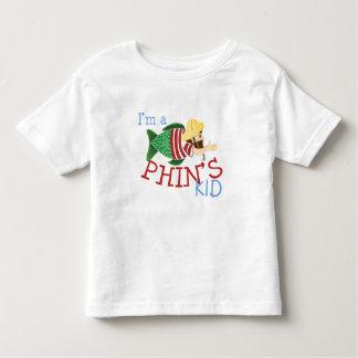 Phin's Kid Toddler Shirt