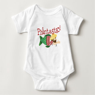 Phintastic One-sie Baby Bodysuit