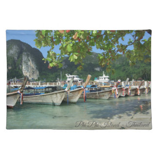 Phiphiisland_card Placemat