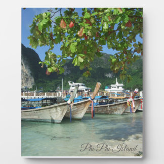 Phiphiisland_card Plaque