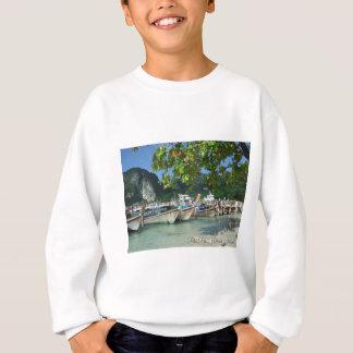 Phiphiisland_card Sweatshirt
