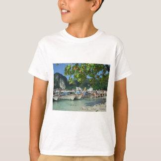 Phiphiisland_card T-Shirt