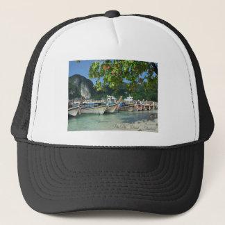 Phiphiisland_card Trucker Hat