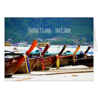 Phiphiisland postcard edition