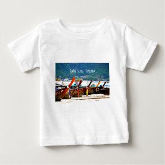 Phiphiisland postcard edition baby T-Shirt