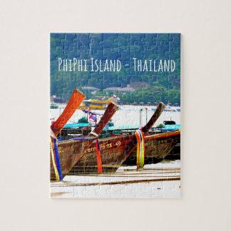 Phiphiisland postcard edition jigsaw puzzle