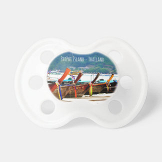 Phiphiisland postcard edition pacifier