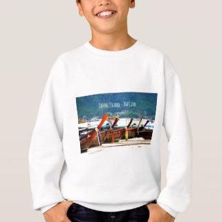 Phiphiisland postcard edition sweatshirt