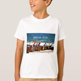 Phiphiisland postcard edition T-Shirt