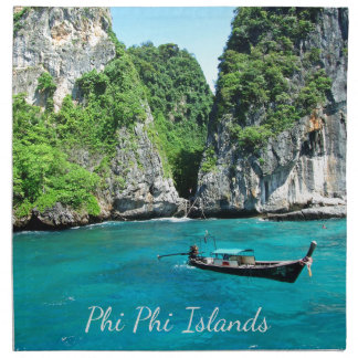 PhiPhiislands_thailand Napkin