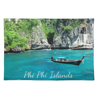 PhiPhiislands_thailand Placemat