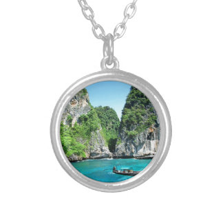 PhiPhiislands_thailand Silver Plated Necklace