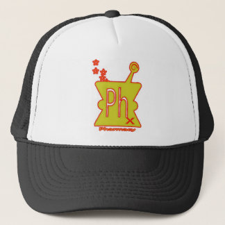 Phish Pharmacy Ph Trucker Hat