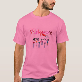 Phlebotomist T-Shirts and Gifts
