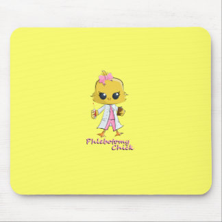 Phlebotomy Chick Mouse Pad