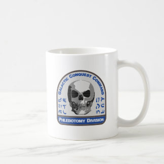 Phlebotomy Division - Galactic Conquest Command Coffee Mug