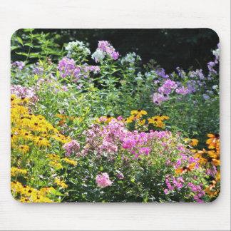 Phlox Coneflowers Gloriosa Daisies Mouse Pad