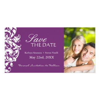 Phlox Save The Date Invitation