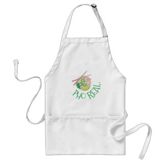 Pho (For) Real Vietnamese Chicken Noodle Soup Food Standard Apron