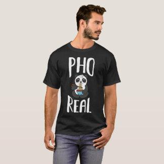 Pho Real Panda Soup Vietnamese Food Gift Tee
