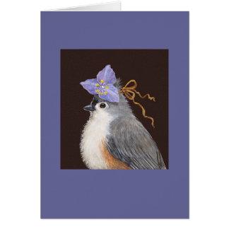 Phoebe card