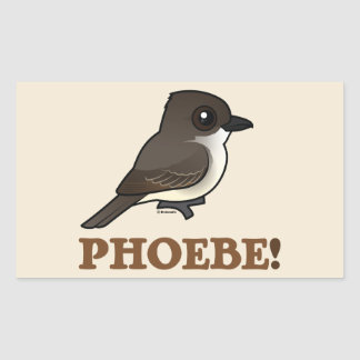 PHOEBE! STICKER