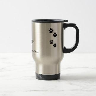 Phoebe's Anipals Travel Mug